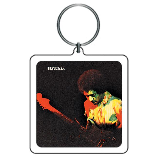 Jimi Hendrix Keychain Band Of Gypsys