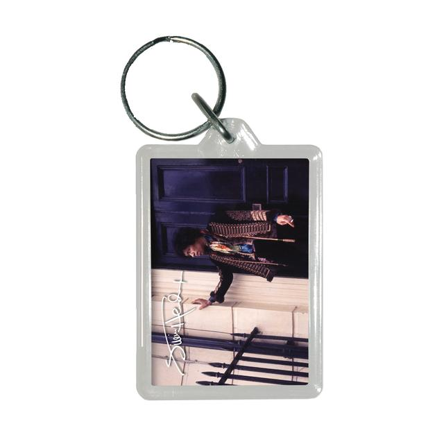 Jimi Hendrix London Apartment Keychain
