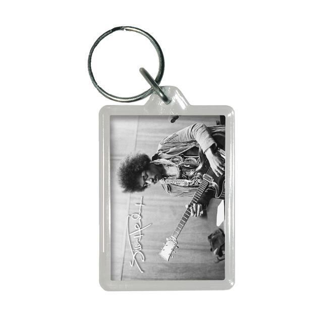 Jimi Hendrix TTG Studios 68 Keychain