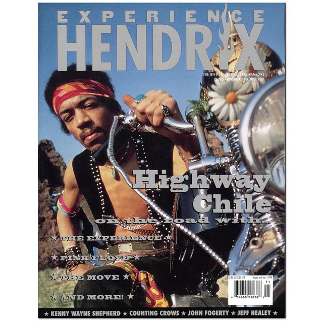 Jimi Hendrix Experience Hendrix Vol. 1, Iss. 5