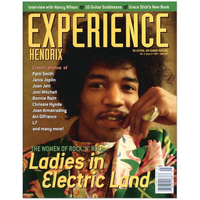 Jimi Hendrix Experience Hendrix Vol. 3, Iss. 2