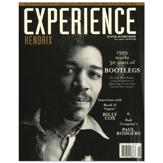 Jimi Hendrix Experience Hendrix Vol. 3, Iss. 4