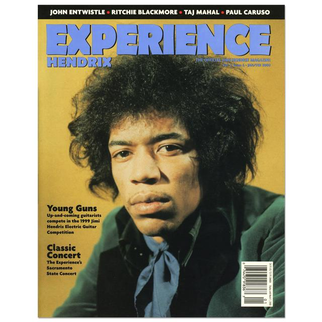 Jimi Hendrix Experience Hendrix Vol. 3, Iss. 6