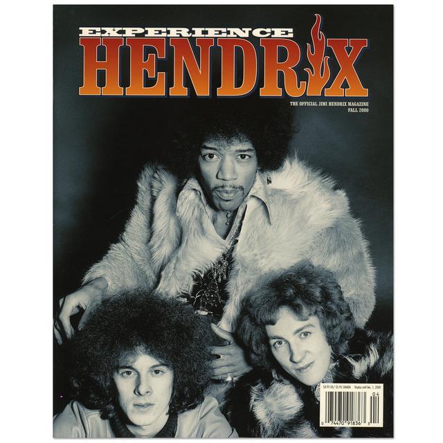 Jimi Hendrix Experience Hendrix Vol. 4, Iss. 3