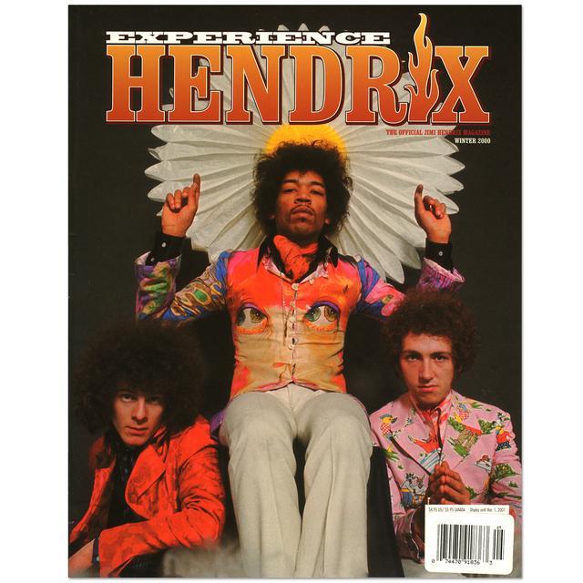 Jimi Hendrix Experience Hendrix Vol. 4, Iss. 4