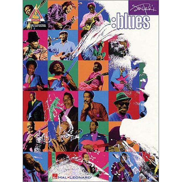 Jimi Hendrix Blues Songbook for Guitar