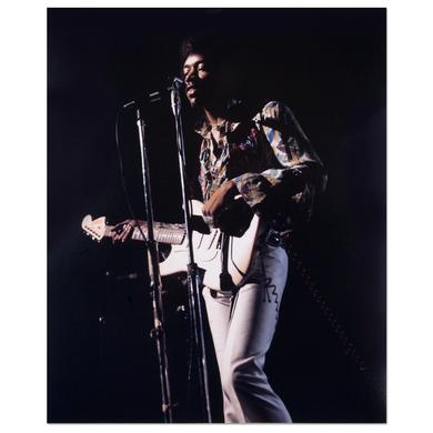 Jimi Hendrix Photo No. 5  Seattle Center Coliseum 68