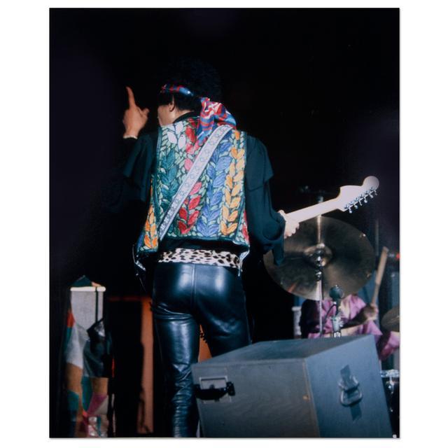 Jimi Hendrix Photo No. 13  Los Angeles Forum 70