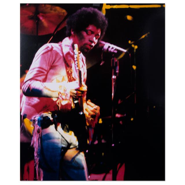 Jimi Hendrix Photo No. 11  Fillmore East 69