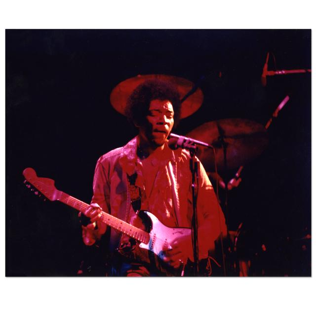 Jimi Hendrix Photos Series 2, Number 1