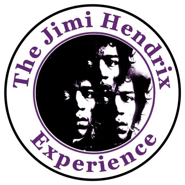 Jimi Hendrix Marquee Button