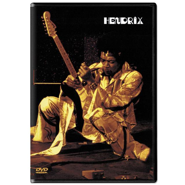 Jimi Hendrix Hendrix: Band Of Gypsys DVD