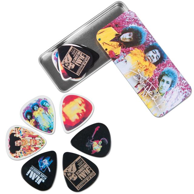 Jimi Hendrix Collector Series Picks - Are You Experienced