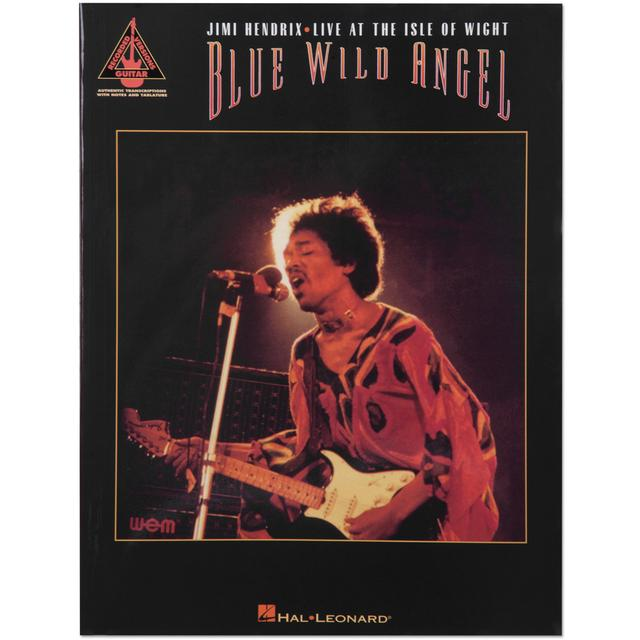 Jimi Hendrix Blue Wild Angel: Live at the Isle of Wight Songbook