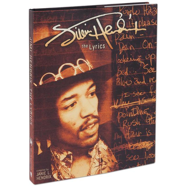 Jimi Hendrix The Lyrics Book, 2nd Edition Hardcover