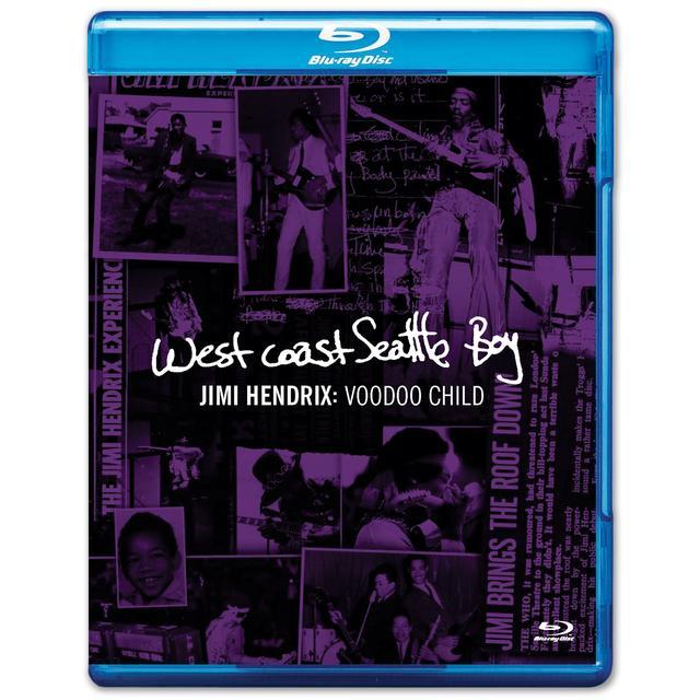 Jimi Hendrix: Voodoo Child Blu-Ray