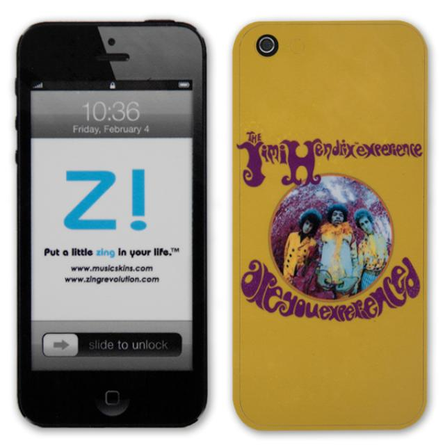 Jimi Hendrix Are You Experienced iPhone 4/4S Skin