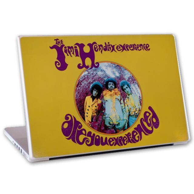 Jimi Hendrix Are You Experienced iPad 2 (Wi-Fi/Wi-Fi + 3G) Skin