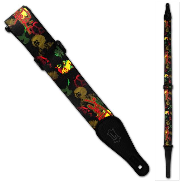 Jimi Hendrix Peace Bird Guitar Strap