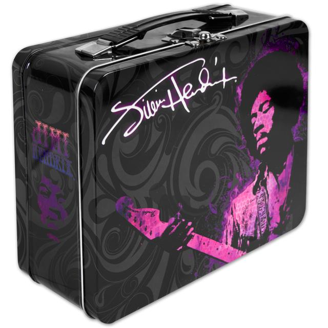 Jimi Hendrix Large Tin Lunchbox