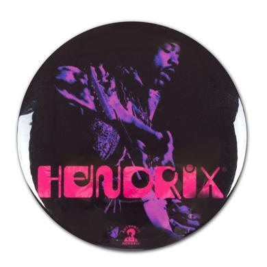 Jimi Hendrix: Toronto 68 Button