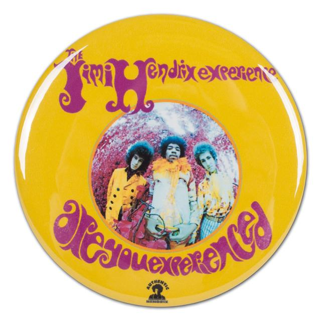 Jimi Hendrix: Are You Experienced Button