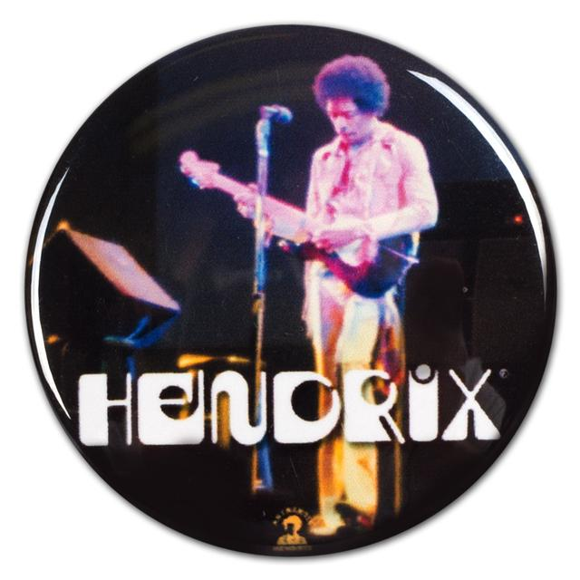 Jimi Hendrix: Fillmore East Button