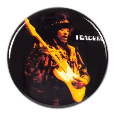Jimi Hendrix: Shrine 68 Solo Button