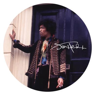 Jimi Hendrix London Apartment Sticker