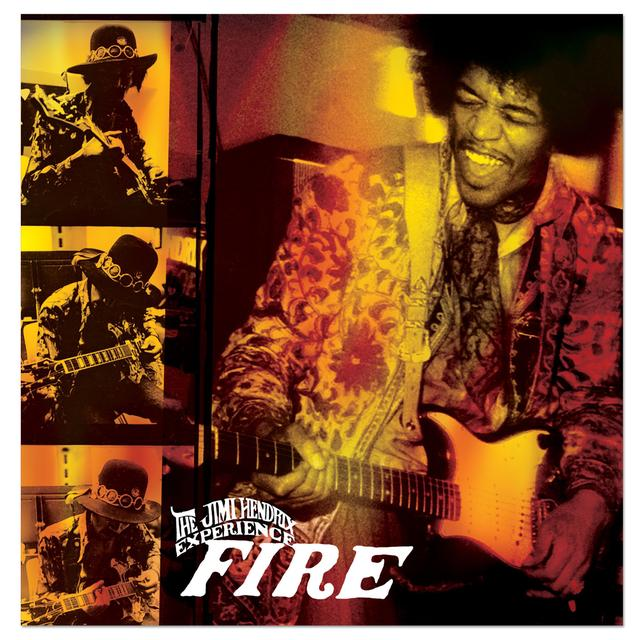 Jimi Hendrix: Fire CD Single
