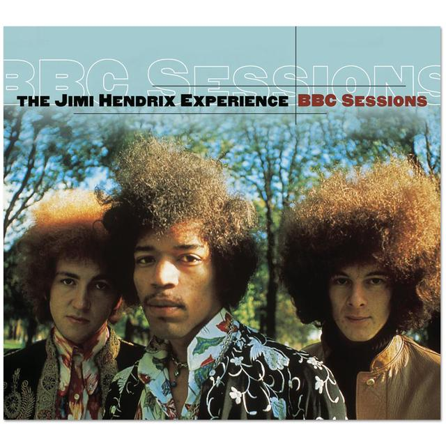 Jimi Hendrix: BBC Sessions (Deluxe Edition 2CD/DVD Set)