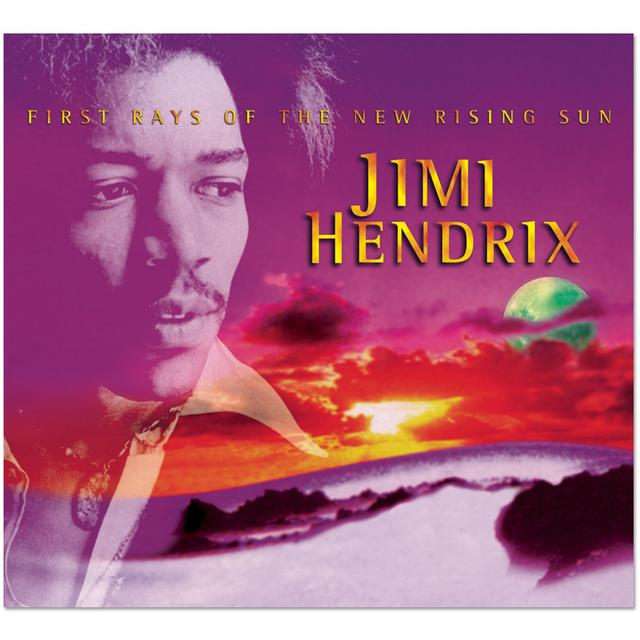 Jimi Hendrix: First Rays of the New Rising Sun (Deluxe CD/DVD Set) (2010)