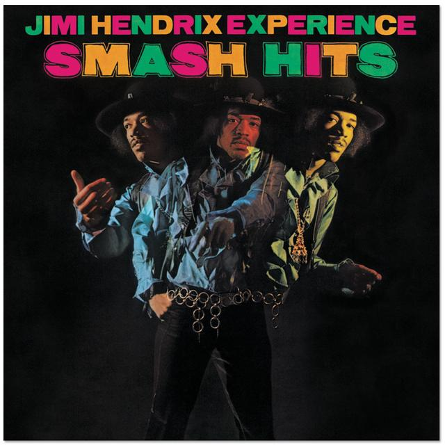 Jimi Hendrix Experience: Smash Hits CD