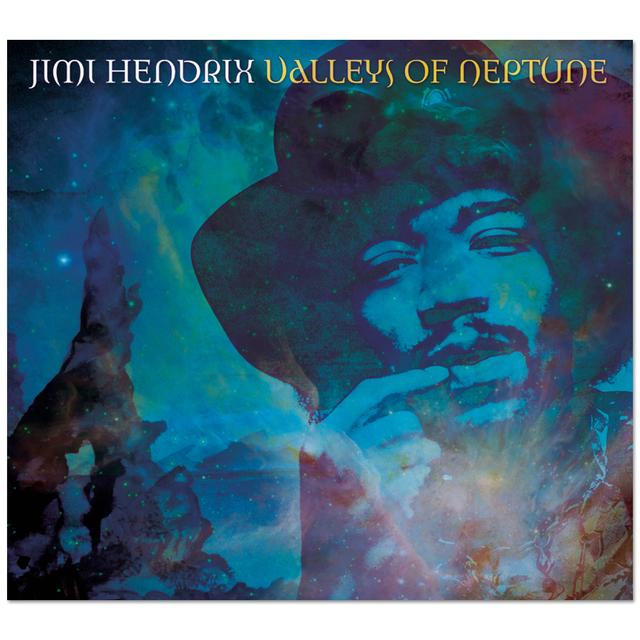 Jimi Hendrix Experience: Valleys of Neptune CD