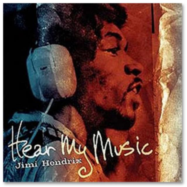 Jimi Hendrix: Hear My Music CD