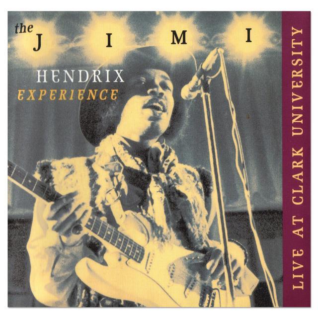 Jimi Hendrix Experience: Live At Clark University CD