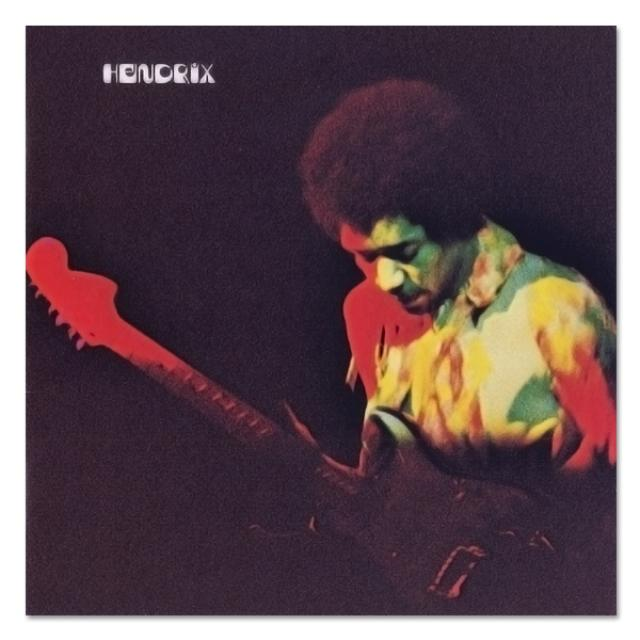 Jimi Hendrix: Band Of Gypsys CD