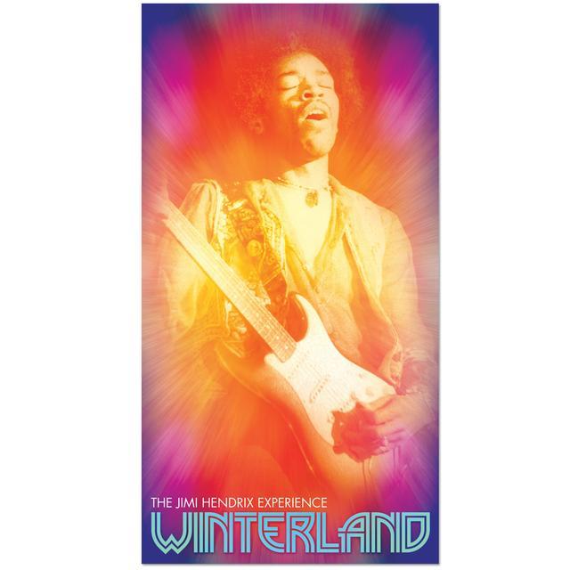 Jimi Hendrix Experience: Winterland 4-Disc Digipak CD