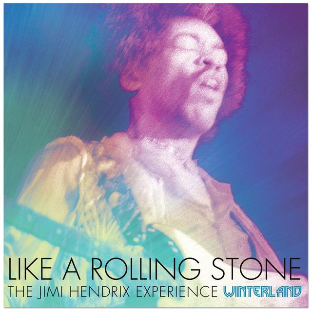 Jimi Hendrix: Like A Rolling Stone CD Single