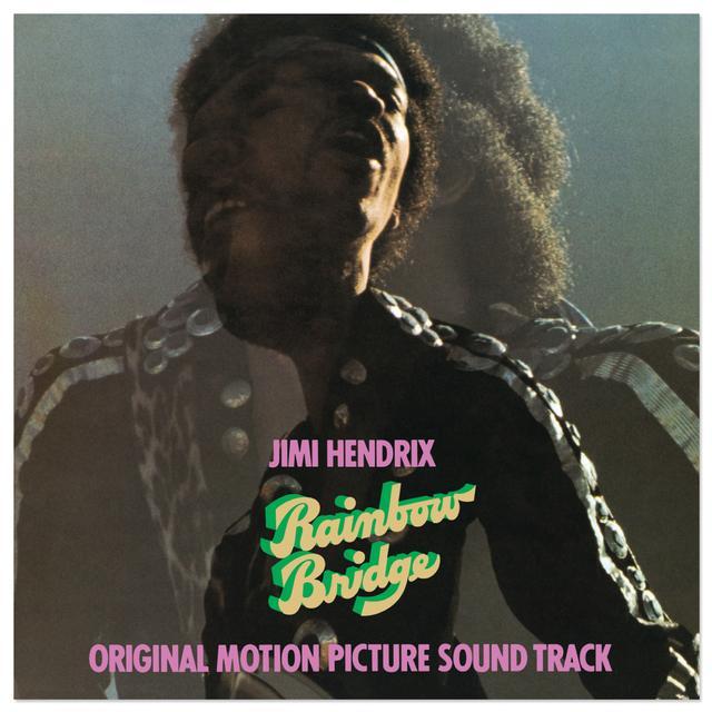 Jimi Hendrix Rainbow Bridge CD - Reissue