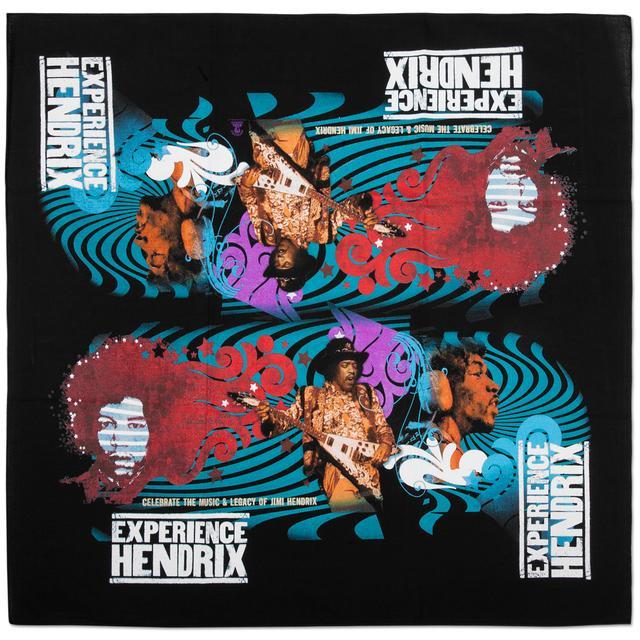 Jimi Hendrix Experience Hendrix 2008 Tribute Tour Bandana