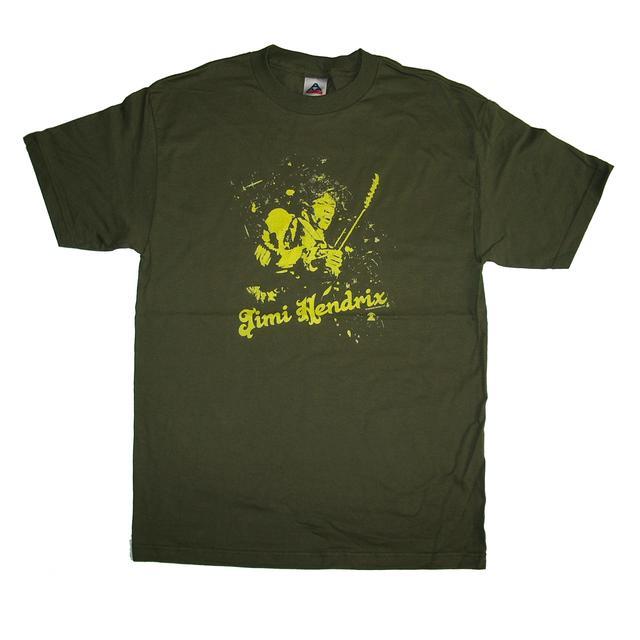 Jimi Hendrix Wave Your Freak Flag T-Shirt