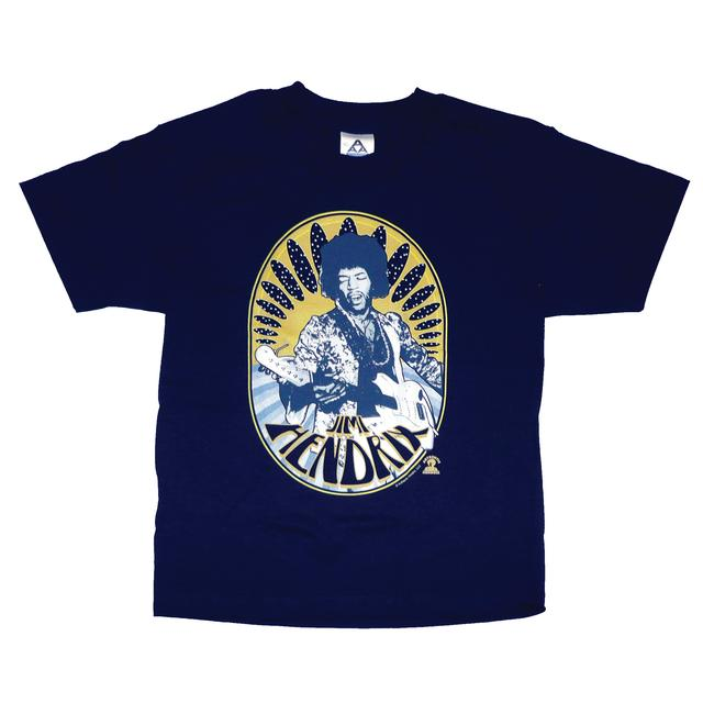 Jimi Hendrix Jam Through The Stars T-Shirt