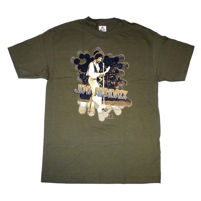 Jimi Hendrix Sound Waves T-Shirt