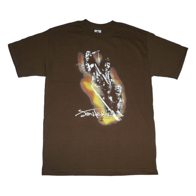 Jimi Hendrix Jimi on Fire T-Shirt