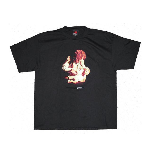 Jimi Hendrix Backstage Cite Musique T-Shirt