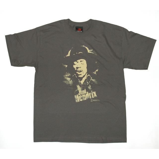 Jimi Hendrix Stencil T-Shirt