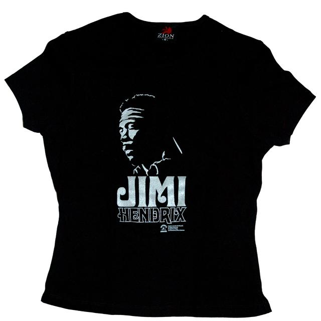 Jimi Hendrix Hendrix Stone Free Ladies T-Shirt