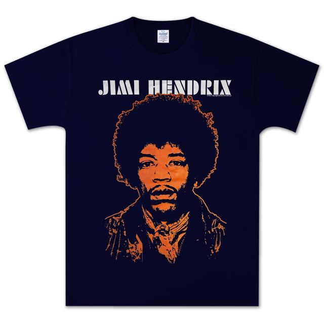 Jimi Hendrix VJ Sketch T-Shirt