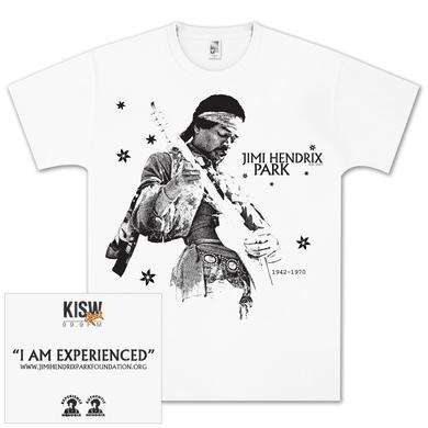 "Jimi Hendrix KISW ""I Am Experienced"" Shirt"